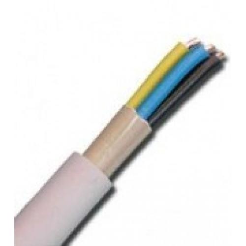Кабель NYM 3х4 Евростандарт (ГОСТ / 1 м)Кабель силовой медный (НУМ, NYM) в м.пог.<br>Трехжильный кабель NYM 3х4 Евростандарт (1 м) используется, когда требуется проложить проводку способную выдержать значительные, продолжительные нагрузки, например: установка электрических плит, обогревателей, духовых шкафов и так далее. Также материал незаменим для оборудования с большими значениями пускового тока, это могут быть различные бытовые мощные приборы оснащенные двигателем, строительные станки и прочее.Почему кабель НУМ?Данный продукт вобрал (сконцентрировал) в себя все самое лучшее от своих ана<br>
