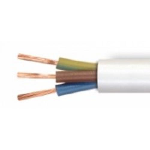 Провод ПВС 3х10 (ТУ / 1 м)Провод соединительный медный (ПВС) в м.пог.<br><br>
