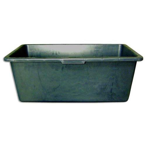 Кюветка (45 л)Строительные емкости<br>К категории специальной строительной тары относится кюветка (45 л). Она представляет собой прямоугольный, слегка расширяющийся на выходе ящик с высокими бортами (стенками). Изделие выполняется из морозоустойчивой, прочной пластмассы, что обеспечивает его долговечность, способность выдерживать низкие температуры и механические воздействия.Кювета используется для:- Приготовления/замешивания строительных растворов, например: штукатурные и шпаклевочные смеси, цементные стяжки, бетон, клеевые составы для керамич<br>