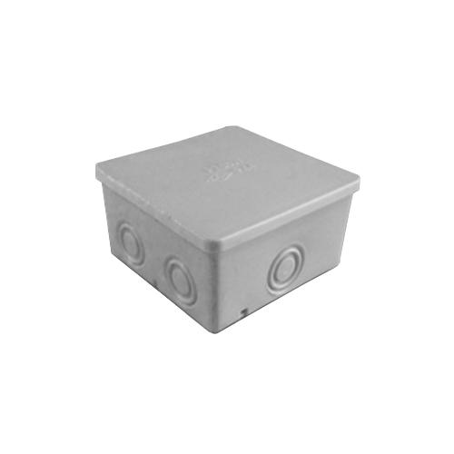Коробка распаечная наружная (75х75)Подрозетники, распаечные коробки<br><br>