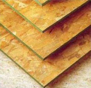 Плита ОСП / OSB (2500x1250x9 мм)Древесно-плитные материалы<br>Плита OSB представляет собой ориентировано-стружечную плиту, состоящую из нескольких слоев. Структура материала содержит синтетический воск, древесные стружки, смолы и т.д. Особенностью плиты является то, что стружки в одном слое всегда сориентированы в определенном порядке относительно ориентации стружек соседнего слоя. Благодаря такой многослойной ориентированной структуре отделочная плита получила уникальные свойства. В плите ОСП объединяются преимущества древесины, и в то же время, отсутствуют недостатк<br>