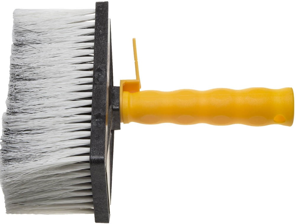 Кисть макловица STAYER MASTER MAXI (50х130 мм)Кисти<br>Кисть макловица STAYER MASTER MAXI (50х130 мм) отличается прямоугольной формой и увеличенными размерами рабочей части. Область применения данного инструмента включает проведение работ по нанесению грунтовочных составов, побелки, обойного клея. Также с помощью макловицы размывают старые лакокрасочные, известковые, меловые покрытия, для подготовки поверхности к декорированию.Малярный инструмент состоит:- Из пластмассового корпуса.- Рабочей части – искусственная щетина. Отличается великолеп<br>