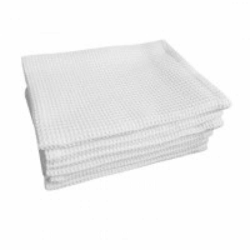 Полотенце вафельное (40х80, Плотность 130 г/м2)Инструмент для уборки<br><br>