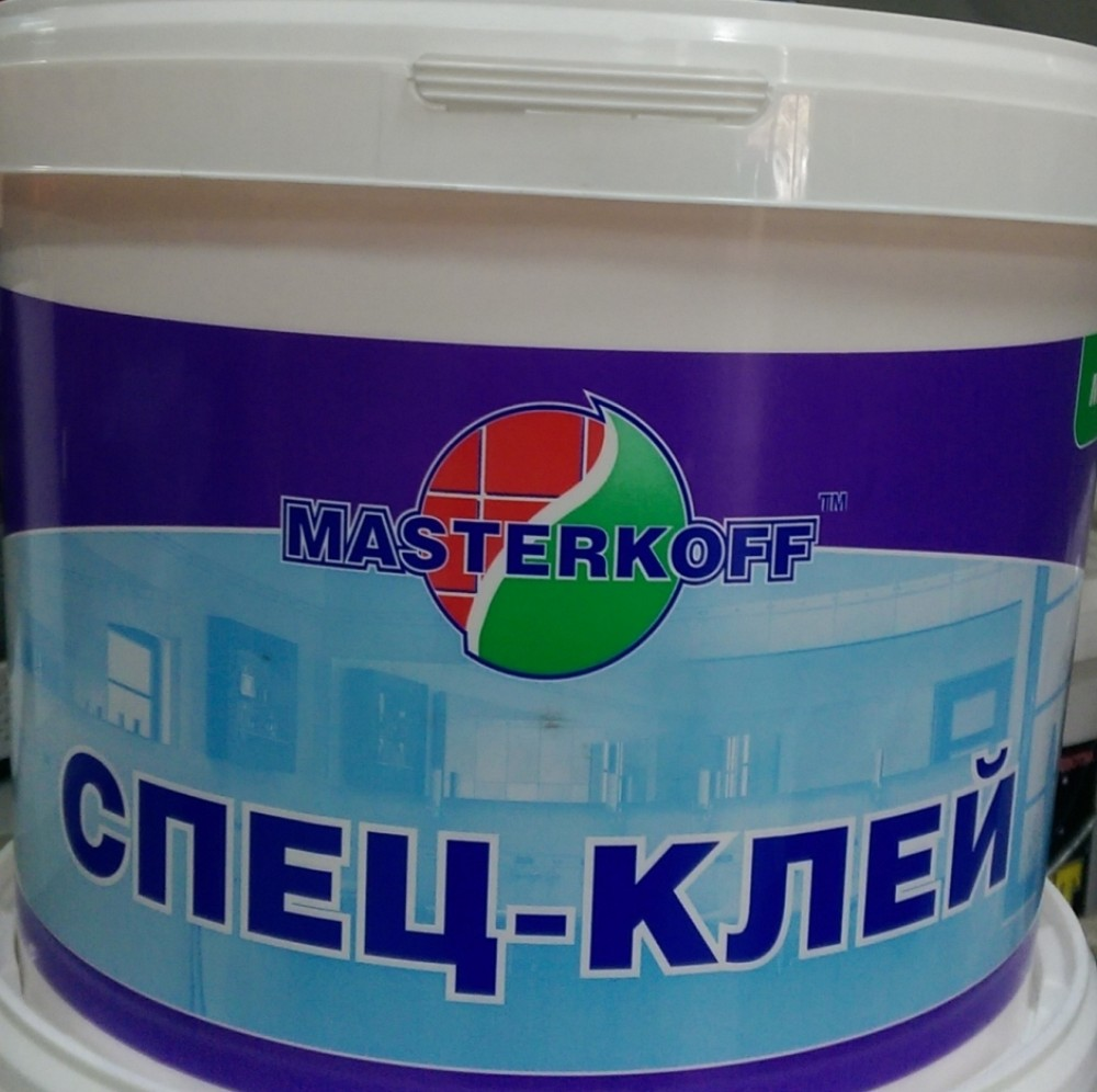 Спец-Клей Masterkoff МК-30 (10 кг)Клей, Жидкое стекло, Очистители и другие жидкости<br><br>