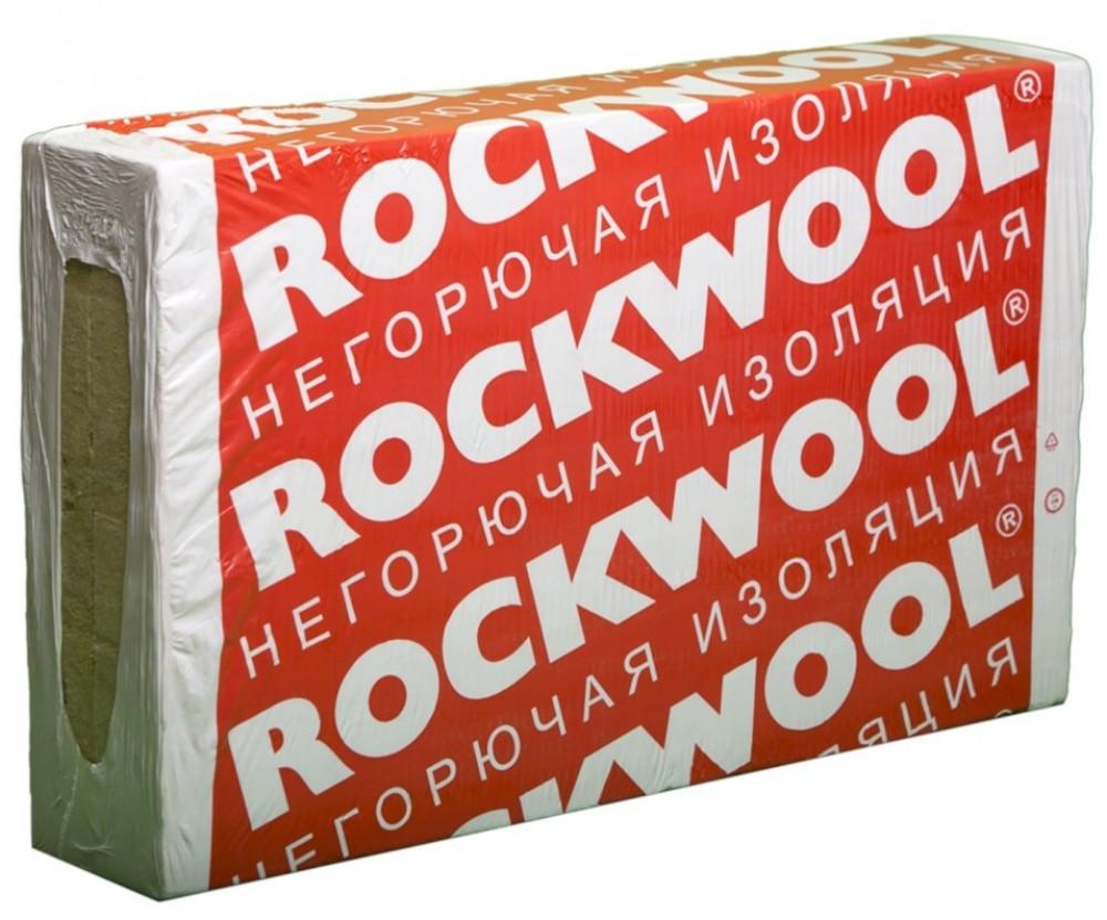 Утеплитель ROCKWOOL / РОКВУЛ ВЕНТИ БАТТС ОПТИМА (1000x600x100 мм / 2.4 м2 / 4 шт)Утеплитель<br><br>
