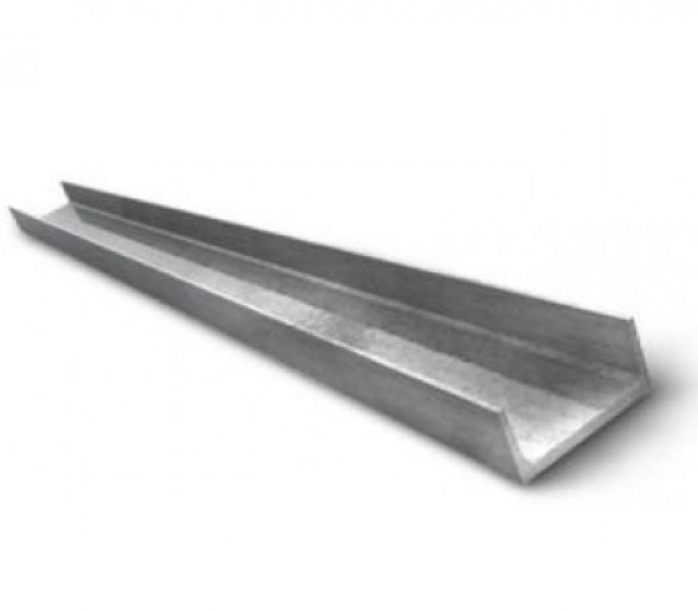Швеллер (10 мм / 1 м.п.) (высота 5 см / ширина 10 см)Прочий металлопрокат<br><br>