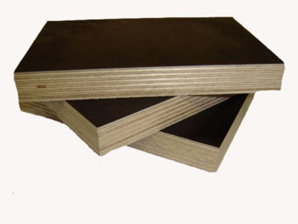 Фанера ламинированная (2440 х 1220 х 18 мм)Древесно-плитные материалы<br><br>