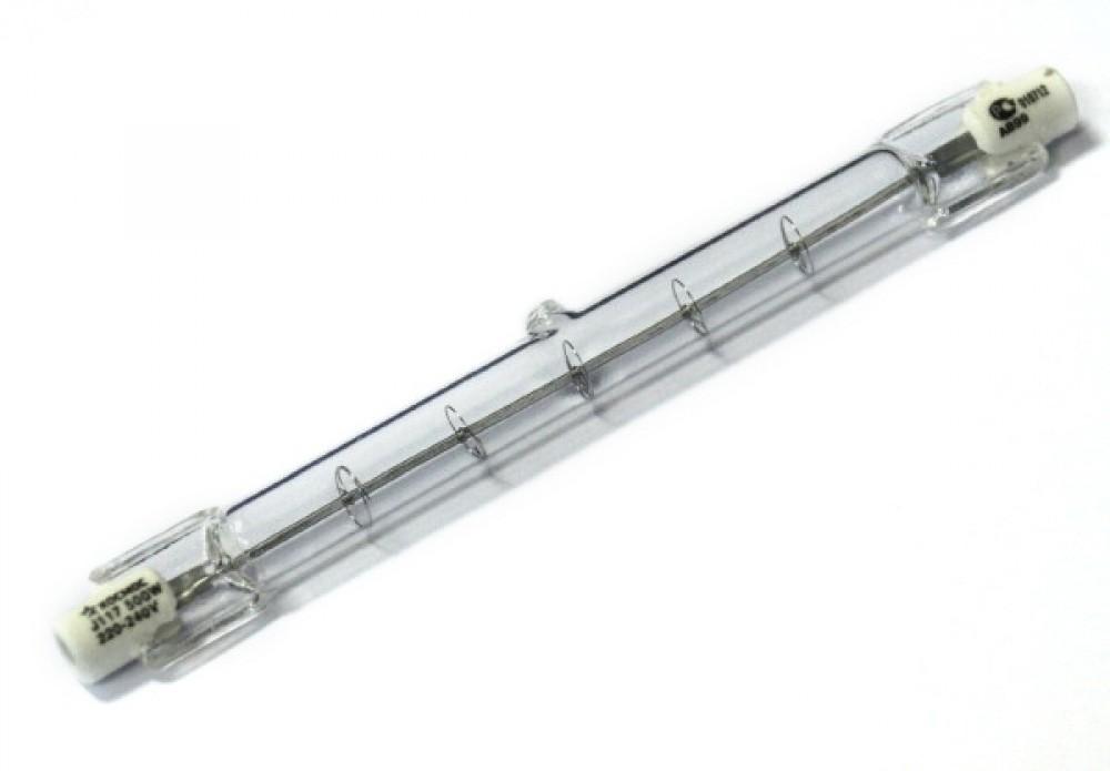 Лампа галогенная для прожектора (500 W)Галогеновые лампы<br><br>