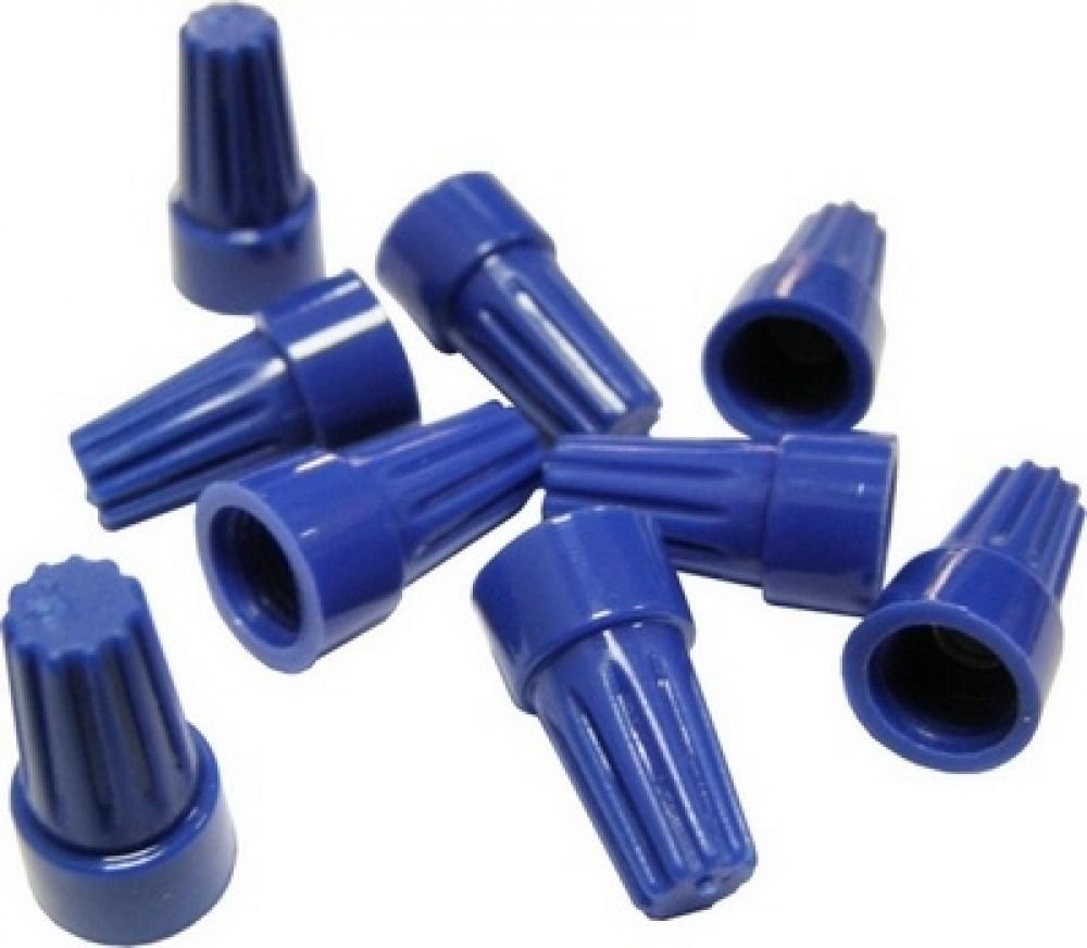 Колпачки для скруток для кабеля 4 мм (100 шт)Кабельные наконечники и гильзы<br><br>