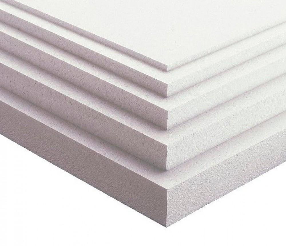 Пенопласт (2000х1000х50 мм / плотность 15 кг/м3 / 1 лист)Экструзионный пенополистирол XPS<br><br>