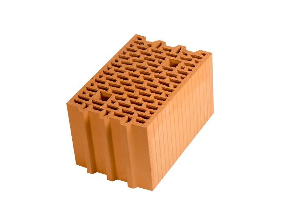 Керамический блок стеновой (380 х 250 х 219 мм)Пеноблок, кирпич<br><br>