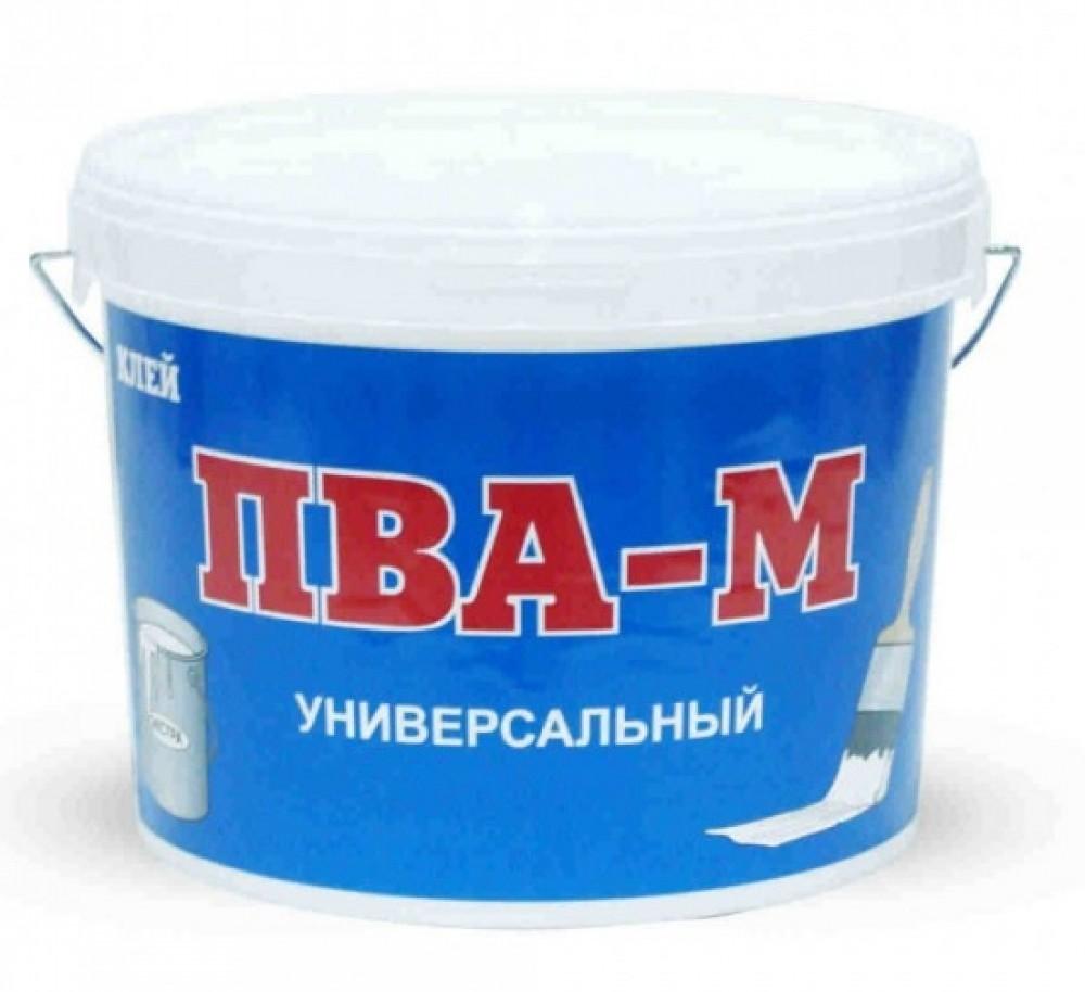 Клей ПВА-М Универсальный (10 кг)Клей, Жидкое стекло, Очистители и другие жидкости<br><br>