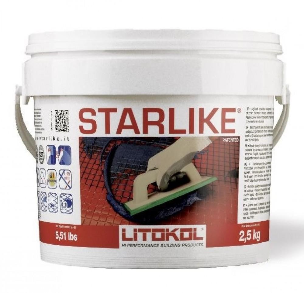 Эпоксидная затирка LITOKOL LITOCHROM STARLIKE C.290 / ЛИТОКОЛ ЛИТОХРОМ СТАРЛАЙК светло-бежевый (2.5 кг)Затирка для плитки<br>Для высококачественной и долговечной заделки межплиточных швов рекомендуется эпоксидная затирка LITOCHROM STARLIKE C.290 (Светло бежевый) 2,5 кг. Она применяется по всем видам мозаики и плитки выполненным: из камня, керамики, керамогранита, стекла, фарфора, металла, древесины, а также для стеклоблоков и декоративных булыжников.Преимущества использованияЗатирка обладает уникальными эксплуатационными характеристиками:- Отличные адгезионные свойства – гарантируют максимально прочное и надежное сцепление смеси<br>
