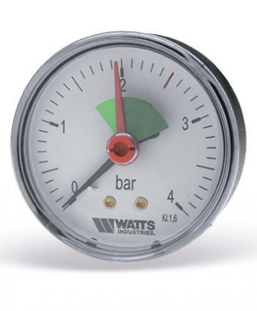 Манометр аксиальный Watts / Ватс F+R101 (MAL)Новые поступления<br><br>