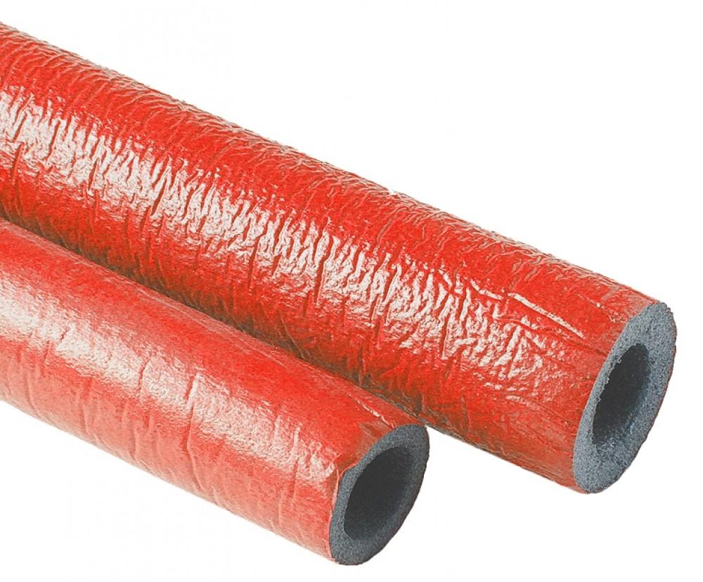 Утеплитель для полипропиленовых труб (20 мм / 2 м) красныйУтеплитель<br><br>
