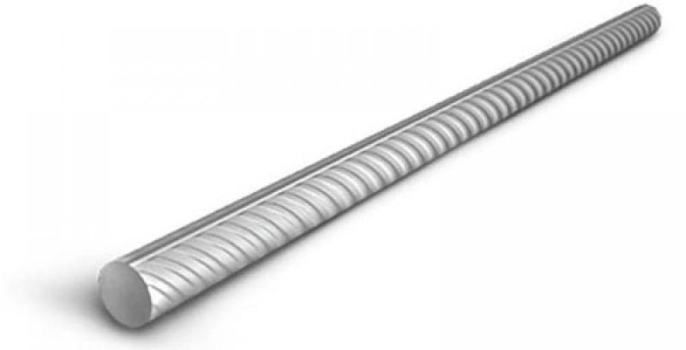 Арматура ГОСТ А500С А3 елочка (12 мм / 1 м)Арматура<br>Арматура А3 елочка состоит из углеродистой стали А500С. В состав металла входят: марганец, хром, кремний и титан. Данные составляющие делают арматуру пластичной, прочной, надежной и долговечной. Металлопрокат обладает высокой усталостной прочностью, хорошо сопротивляется коррозии.Рифленая арматура, к числу которой относится и Арматура А3 елочка, используется при производстве ремонтных и строительных работ любой сложности. Металлический стержень предотвращает преждевременный износ железобетонных конструкций,<br>