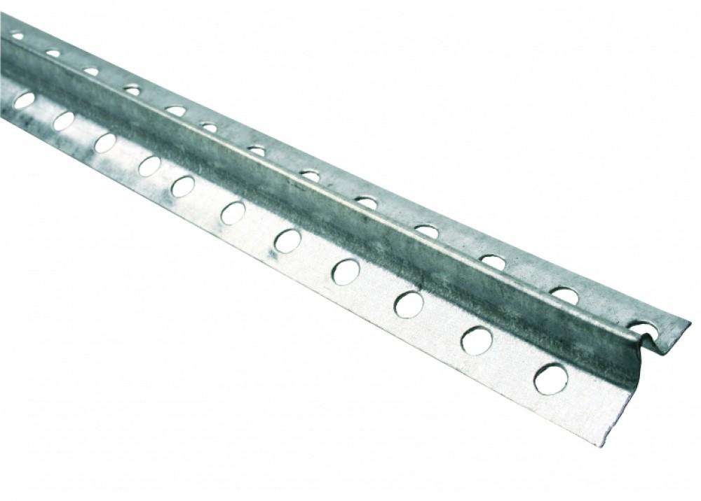 Профиль маячковый металлический KNAUF / КНАУФ (10 мм / 3 м)Профиль специальный<br>Специальный металлический KNAUF-профиль маячковый 10 мм (ПМ) (3м) предназначен для удобства выравнивания стен растворными смесями и позволяет осуществлять штукатурные работы в сжатые сроки. Он представляет собой изготовленный из оцинкованной стальной ленты  перфорированный длинномерный элемент. Высота профиля составляет 10 мм., что дает возможность использовать его для выравнивания поверхностей со значительными перепадами – 5 мм. и более (благодаря увеличенным параметрам жесткости).Преимущество использовани<br>