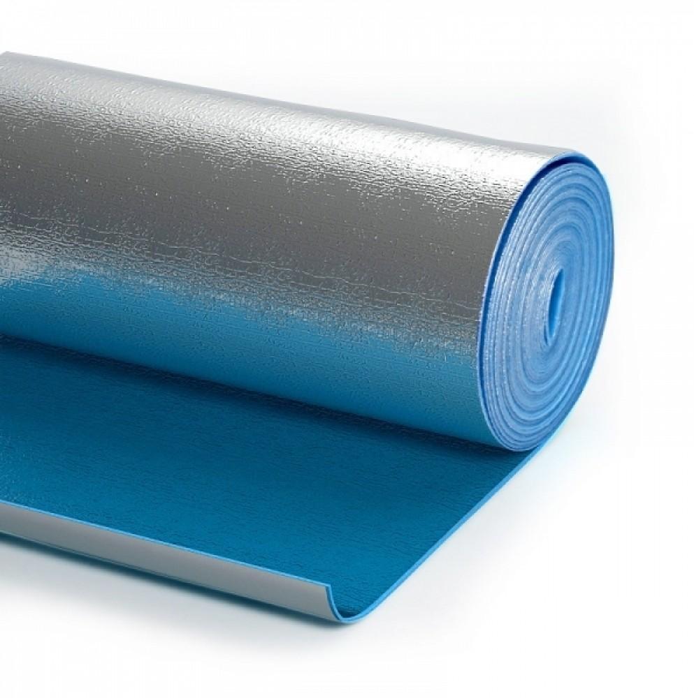 Пенофол ЛитЗавод 2000 тип С (3000 х 600 х 5 мм / 18 м2)Утеплитель из вспененного полиэтилена, подложка<br><br>