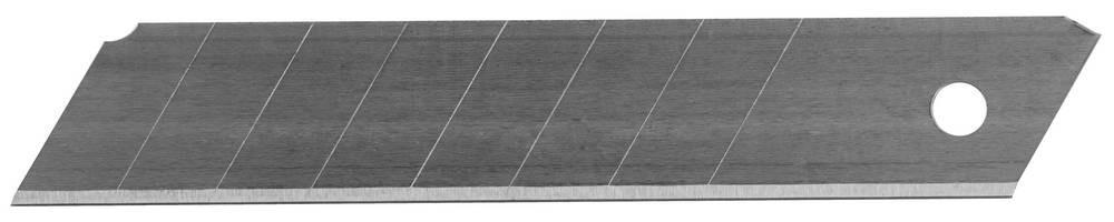 Лезвия STAYER STANDARD сегментированные (18 мм) 10 шт в боксеНожи<br>Лезвия STAYER STANDARD – сменный элемент для технических ножей. К особенностям сменных лезвий Stayer можно отнести длительный срок службы, они обеспечивают точный и чистый рез, благодаря чему они подходят для профессионального использования.<br>