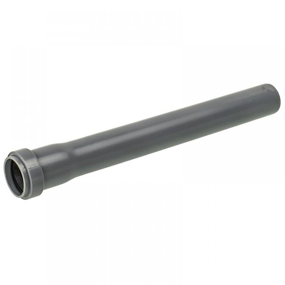 Канализационная труба Политэк (40D / 1 м)Канализационные трубы<br><br>