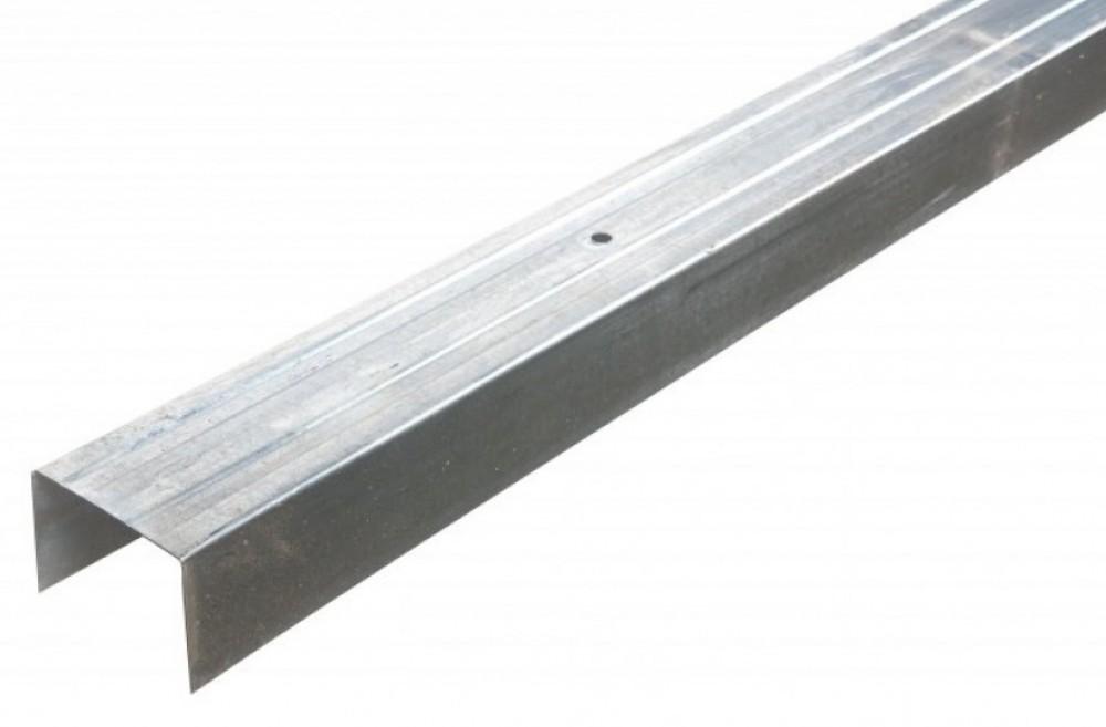 Профиль направляющий KNAUF / КНАУФ (28х27х0.6 мм / 3 м)Профиль для ГКЛ<br>Незаменимой составной частью каркаса выполненного из ПП (60Х27 мм.) является профиль направляющий KNAUF 28Х27 мм (3 м). Он представляет собой изготовленный из оцинкованной стали путем холодной прокатки длинномерный строительный элемент в форме буквы «П». Профиль применяется в сочетании с ПП, в качестве направляющего, для устройства несущего каркаса подвесных потолков, выравнивания стен, строительства коробов, ниш, дверных/оконных откосов и других конструкций.В зависимости от конкретной конструкции ПН может<br>