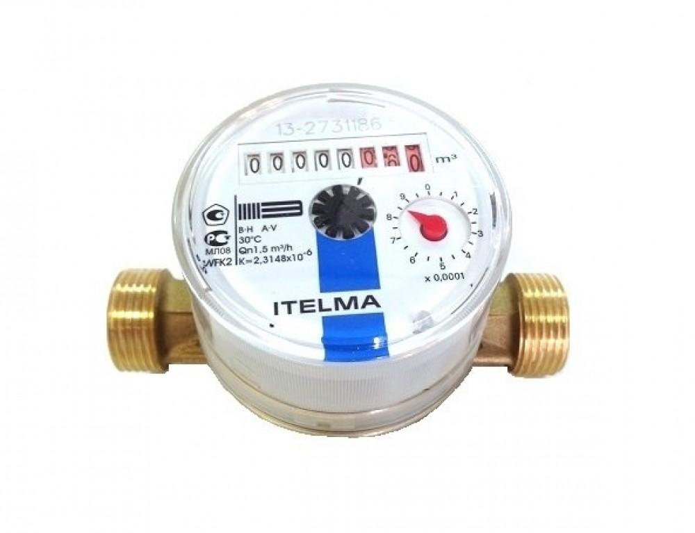 Счетчик холодной воды Iteima / ИтэлмаСчетчики для воды<br><br>