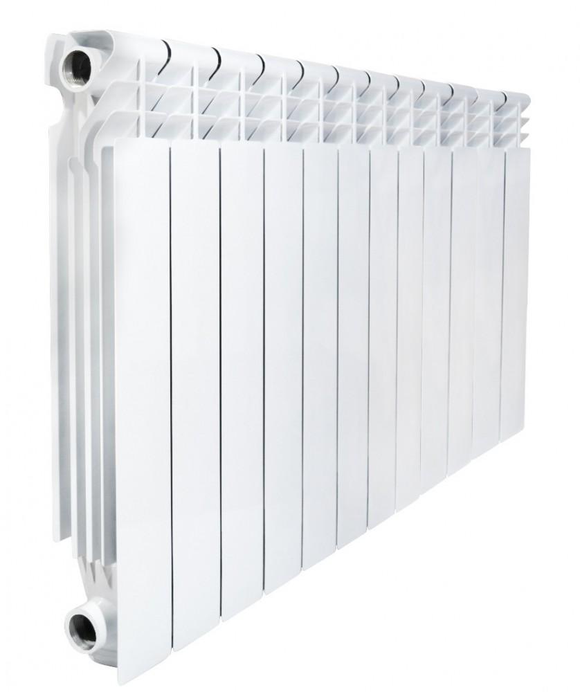 Радиатор биметаллический Millennium / Милленниум (500х80 / 12 секций)Радиаторы<br><br>