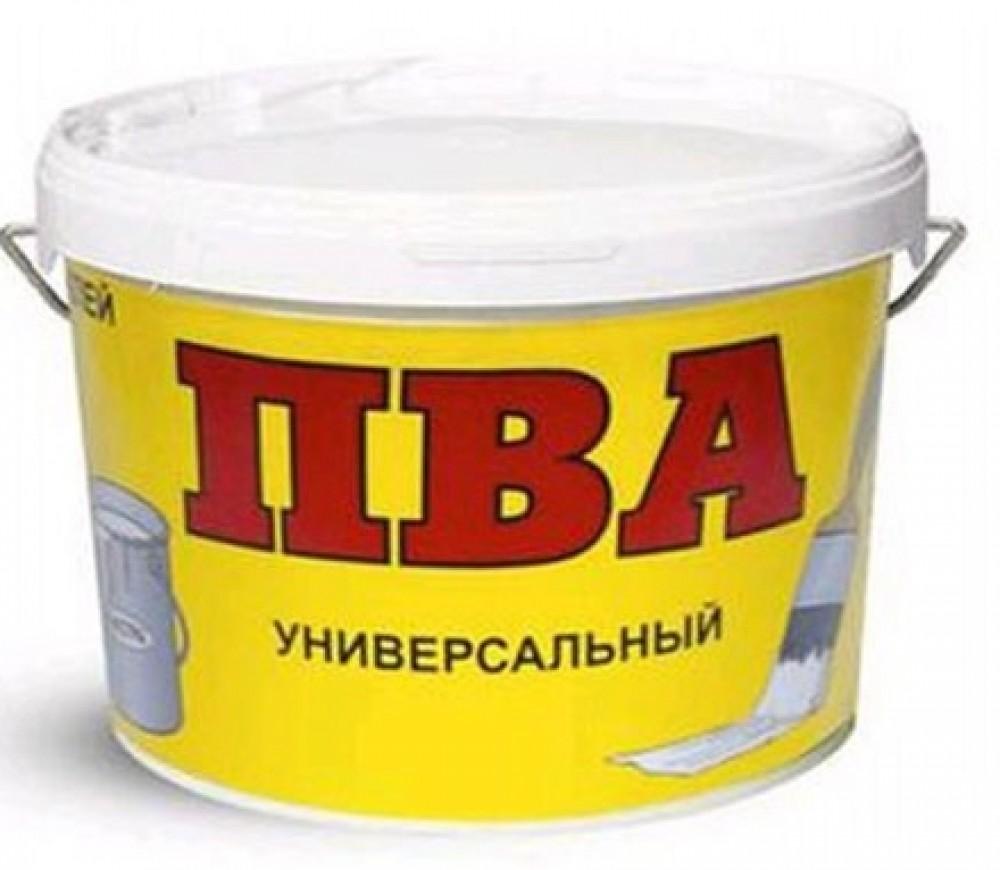 Клей КБС ПВА-экстра универсальный (5 л)Клей, Жидкое стекло, Очистители и другие жидкости<br><br>
