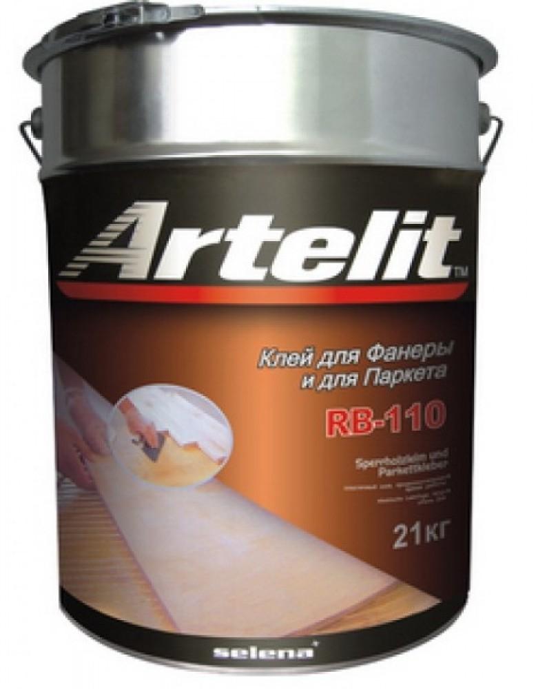 Клей для паркета Artelit RB-110 / Артелит РБ-110 на спиртовой основе (21 кг)Клей, Жидкое стекло, Очистители и другие жидкости<br><br>