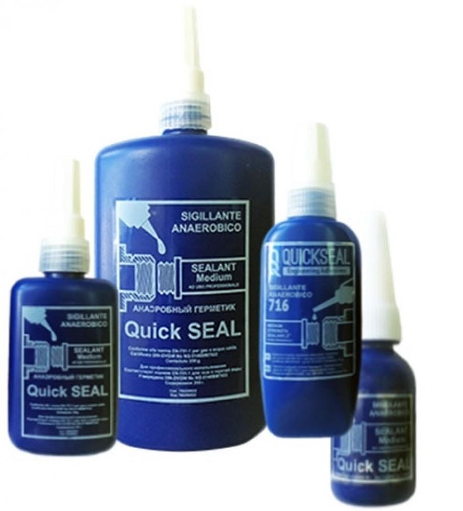 Анаэробный герметик Синий Quick Seal / Квик Сил (50 г)Остальное<br><br>