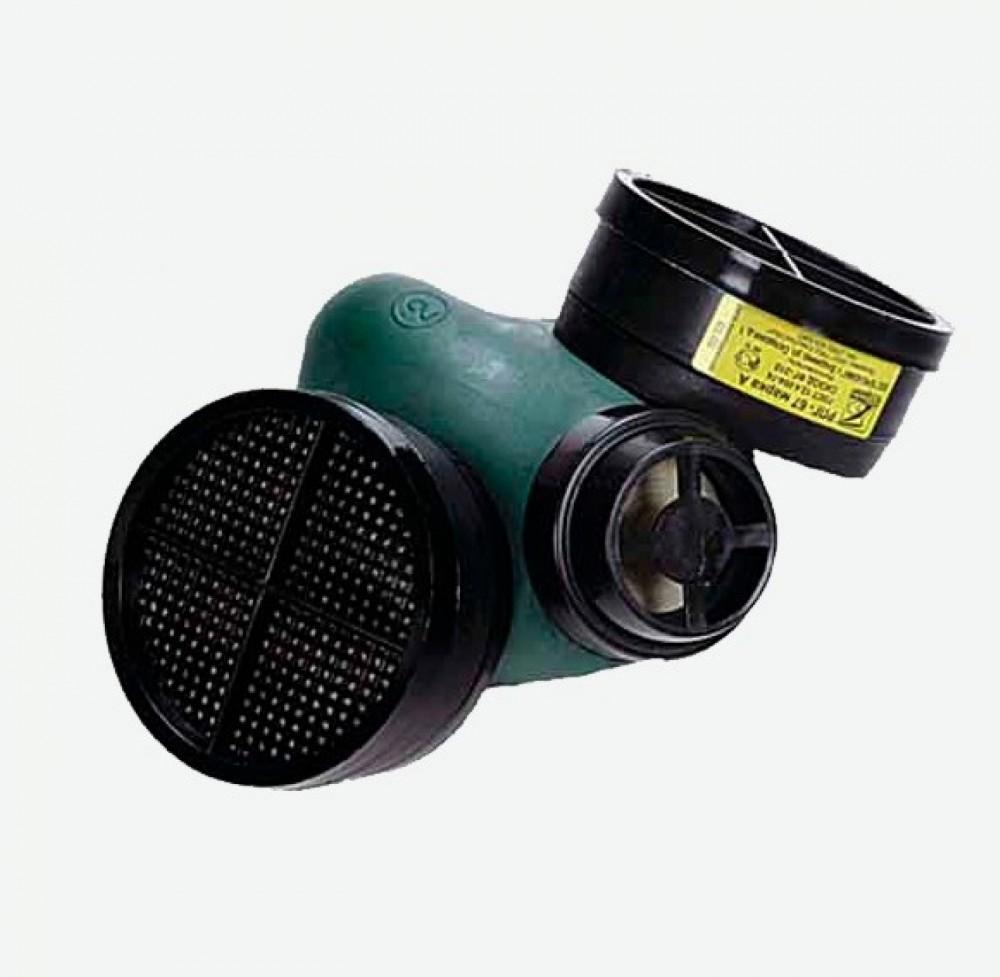 Респиратор противогазовый РПГ 67Средства защиты<br><br>