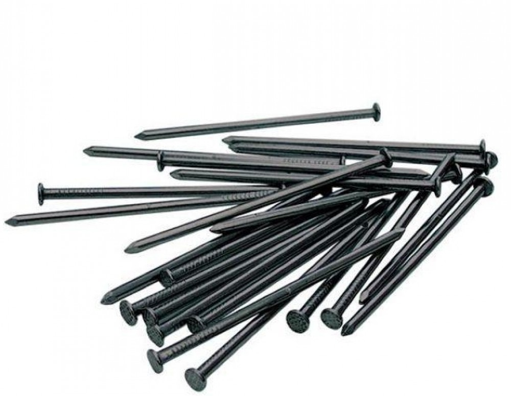 Гвозди строительные черные (5 х 150 мм / 1 кг)Строительные гвозди<br><br>