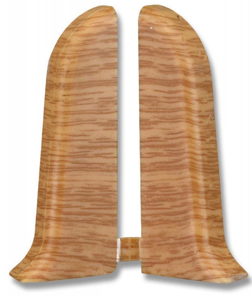 Заглушка для плинтуса (цвет 291 Орех / 2 шт)Заглушки<br><br>