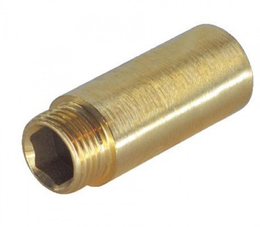 Удлинитель 10 см 1/2 дюйма (ВН) ЛатуньФитинг<br><br>