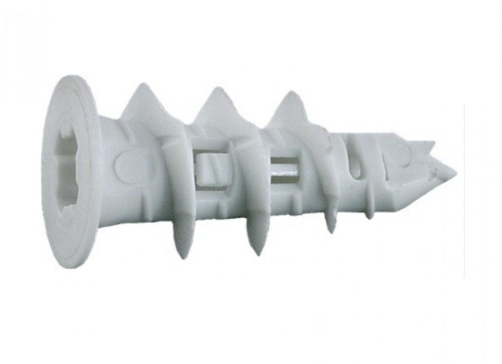 Дюбель Driva / Дрива  пластик (14х23 мм / 1 шт)Дюбель-гвозди<br><br>