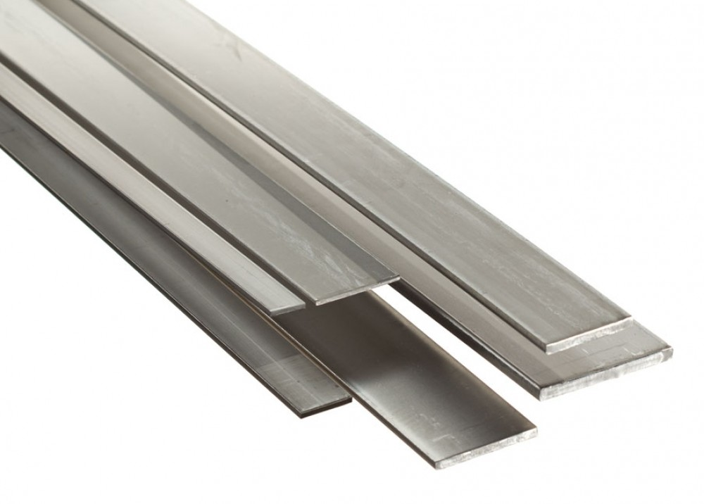 Полоса металл (100 х 6 мм / 1 м)Прочий металлопрокат<br><br>