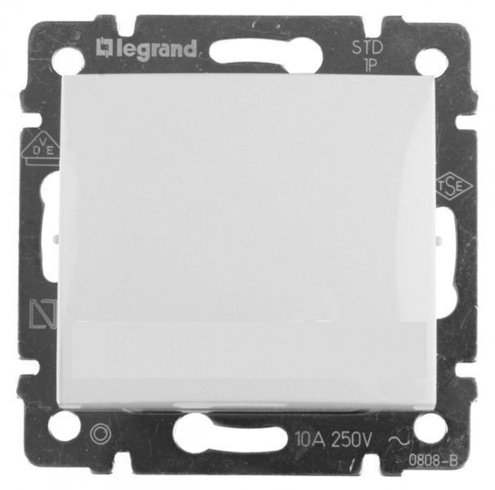 Выключатель Legrand VLN 10A / Легранд (арт.774401)Розетки и выключатели Легранд (Legrand)<br><br>