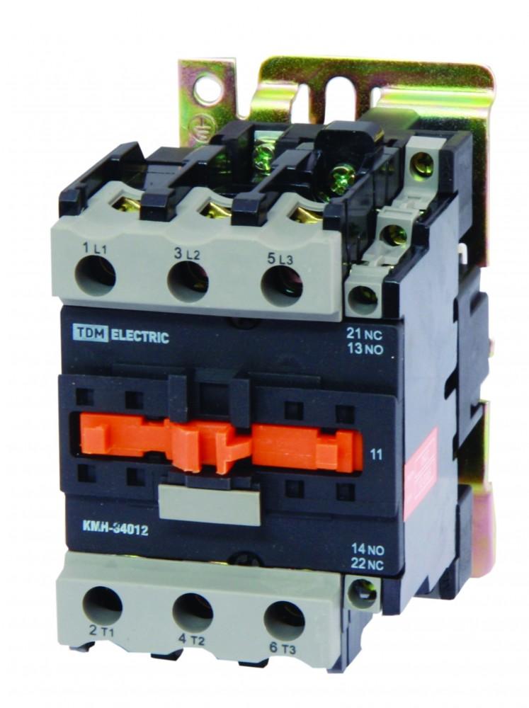 Контактор малогабаритный TDM Electric (КМН-22510 / 25А / 230В/АС3 / 1НО / TDM)Контакторы<br><br>