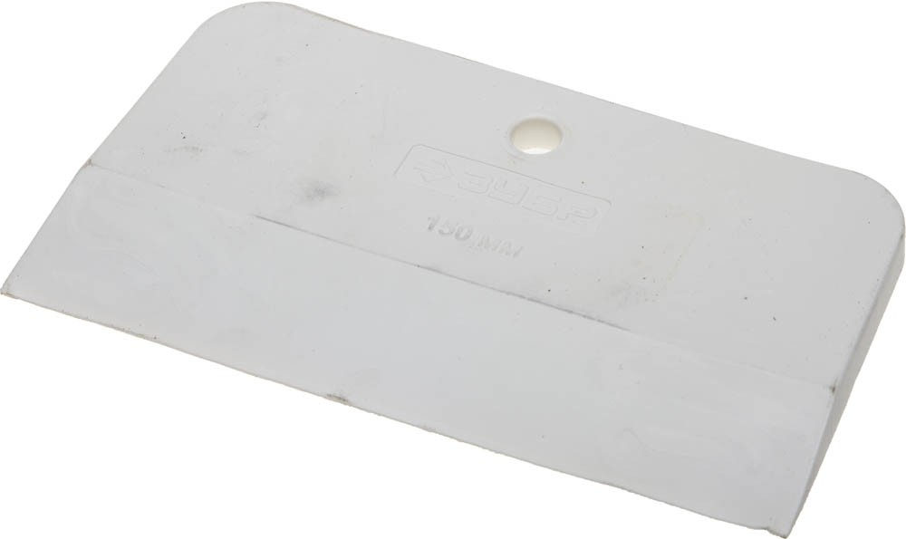 Шпатель резиновый Зубр (150 мм)Шпатели, кельмы, гладилки<br><br>