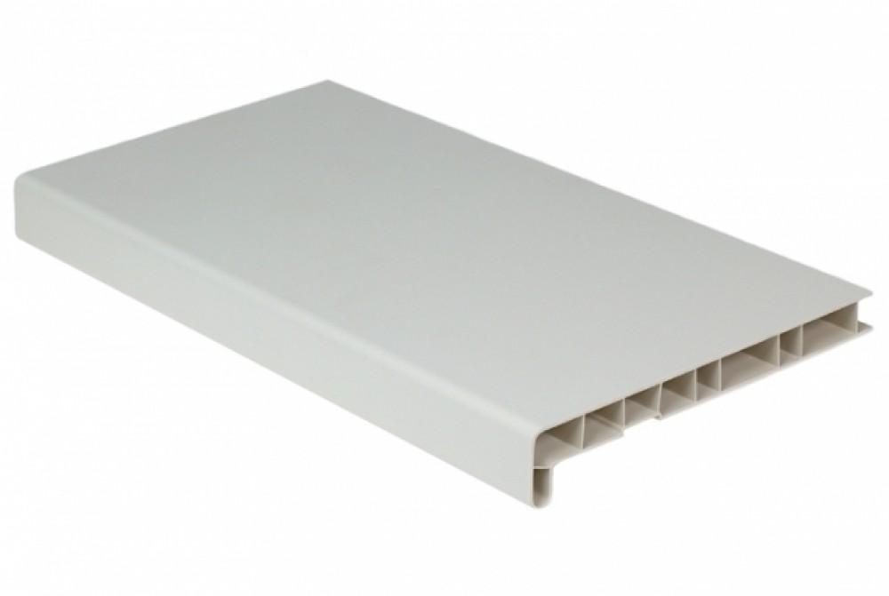 Подоконник Moeller / Мёллер белый матовый (25 см х 1 м.п.)Подоконники<br><br>
