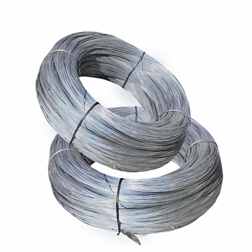 Проволока вязальная (1.2 мм / 1 кг)Прочий металлопрокат<br><br>