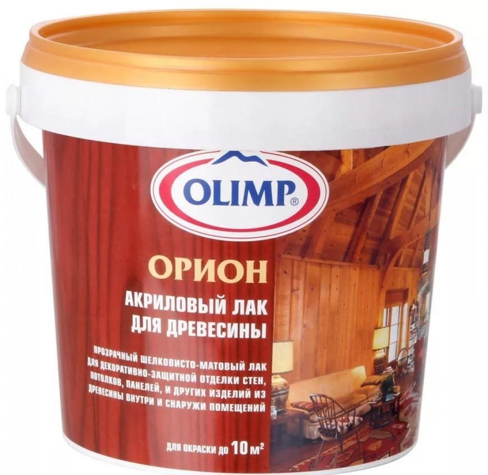 Акриловый лак для древесины Орион (2.5 кг)Лаки<br><br>