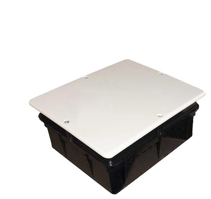 Коробка распаечная для внутренего монтажа (160х100х70)Подрозетники, распаечные коробки<br><br>