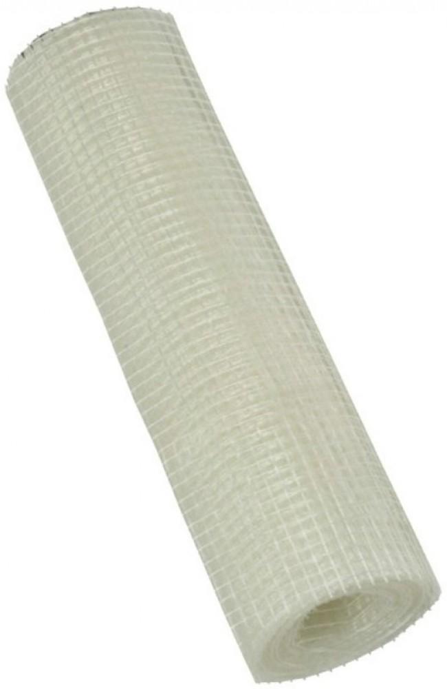 Сетка малярная (2 х 2 мм / 1 х 25 м)Стеклообои, Серпянка, Сетка, Лента, Скотч<br>Универсальная сетка малярная 2Х2 мм (1Х25 м) предназначена для использования внутри помещений в ходе проведения шпаклевочных работ. Она представляет собой свернутое в рулон полотно из стеклоткани с ячейками 2Х2 мм. Сетка применяется для первичной и финишной обработки поверхностей и позволяет значительно увеличить их прочностные характеристики. С ее помощью заделывают трещины на стенах, перегородках и потолках, а также предотвращают их увеличение и появление. Сетка крепится на шпаклевку, разравнивается, посл<br>