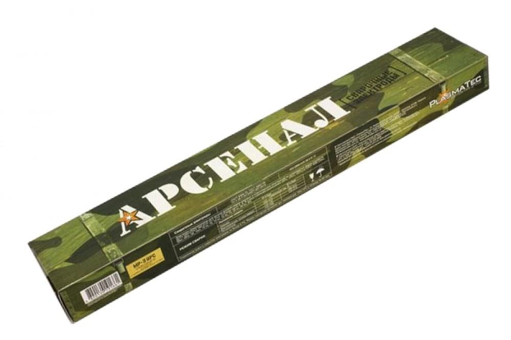 Сварочные электроды Арсенал МР-3 (3 мм)