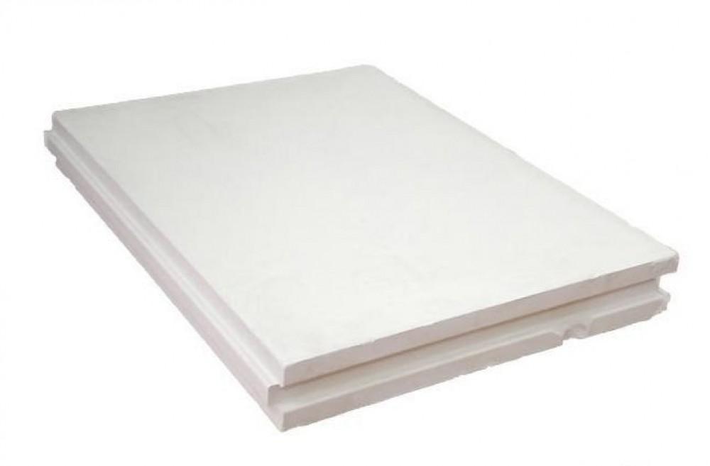 Пазогребневая плита ВОЛМА полнотелая (667х500х100 мм)Пазогребень<br><br>