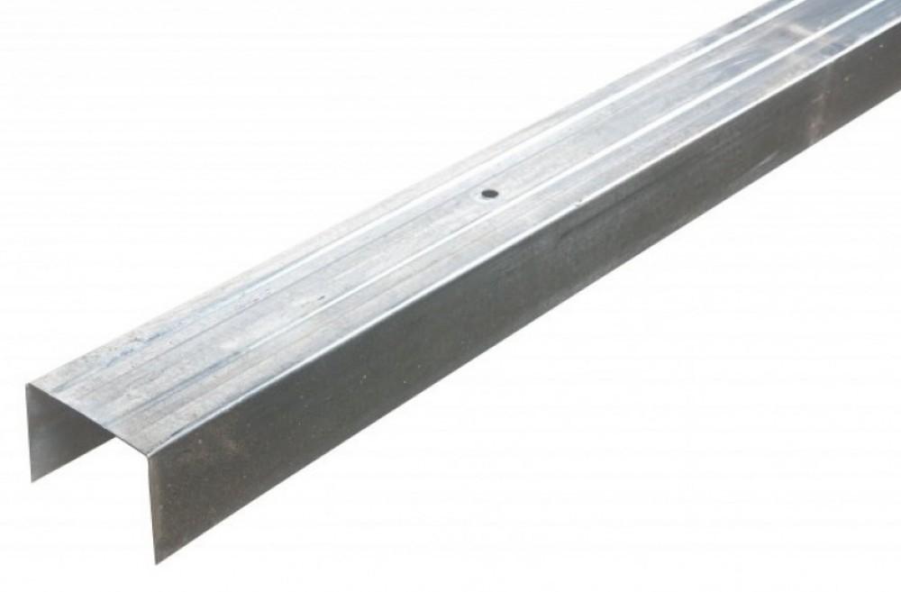 Профиль стоечный Эконом (50х50х0.36 мм / 3 м)Профиль для ГКЛ<br>Популярный строительный материал профиль стоечный 50Х50 мм (3 м) «ЭКОНОМ» представляет собой металлический  элемент «С» - образной формы, произведенный на специальном оборудовании методом холодной прокатки. Он широко применяется при строительстве перегородок с последующей облицовкой каркаса различными листовыми материалами, например ГКЛВ, ГКЛВО, ГВЛ, традиционный гипсокартон и так далее. Стоечный профиль обладает рядом преимуществ, среди которых необходимо отдельно отметить:- Невысокую стоимость материала,<br>