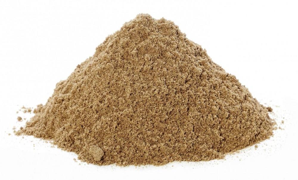 Карьерный песок (1 м3)