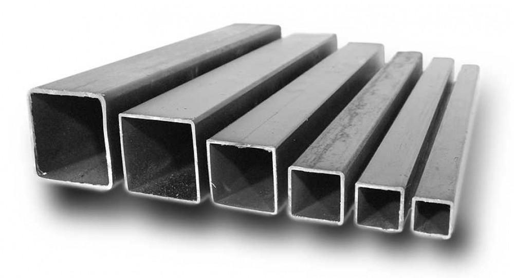 Профиль заборный, квадратная труба (80 мм / 80 мм / 2 мм / 1 м)Профильная труба<br><br>