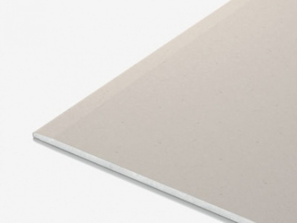 Гипсокартон обычный (ГКЛ) 2500х1200х12.5мм KNAUF / КНАУФ (ПЛУК)Гипсокартон<br>Современный высококачественный строительный материала гипсокартон KNAUF-лист (ГКЛ) 2500Х1200Х12,5 мм. представляет собой специальный элемент строгой прямоугольной формы, состоящий из гипсового теста (сердечника) расположенного между двумя листами картона. Продольные стороны ГКЛ зафальцовываются и выпускаются с наиболее технологичной, удобной утоненной полукруглой кромкой, что обеспечивает максимально плотный и надежный стык между листами.Сфера примененияГипсокартон применяется в сущих помещениях (нормальные<br>